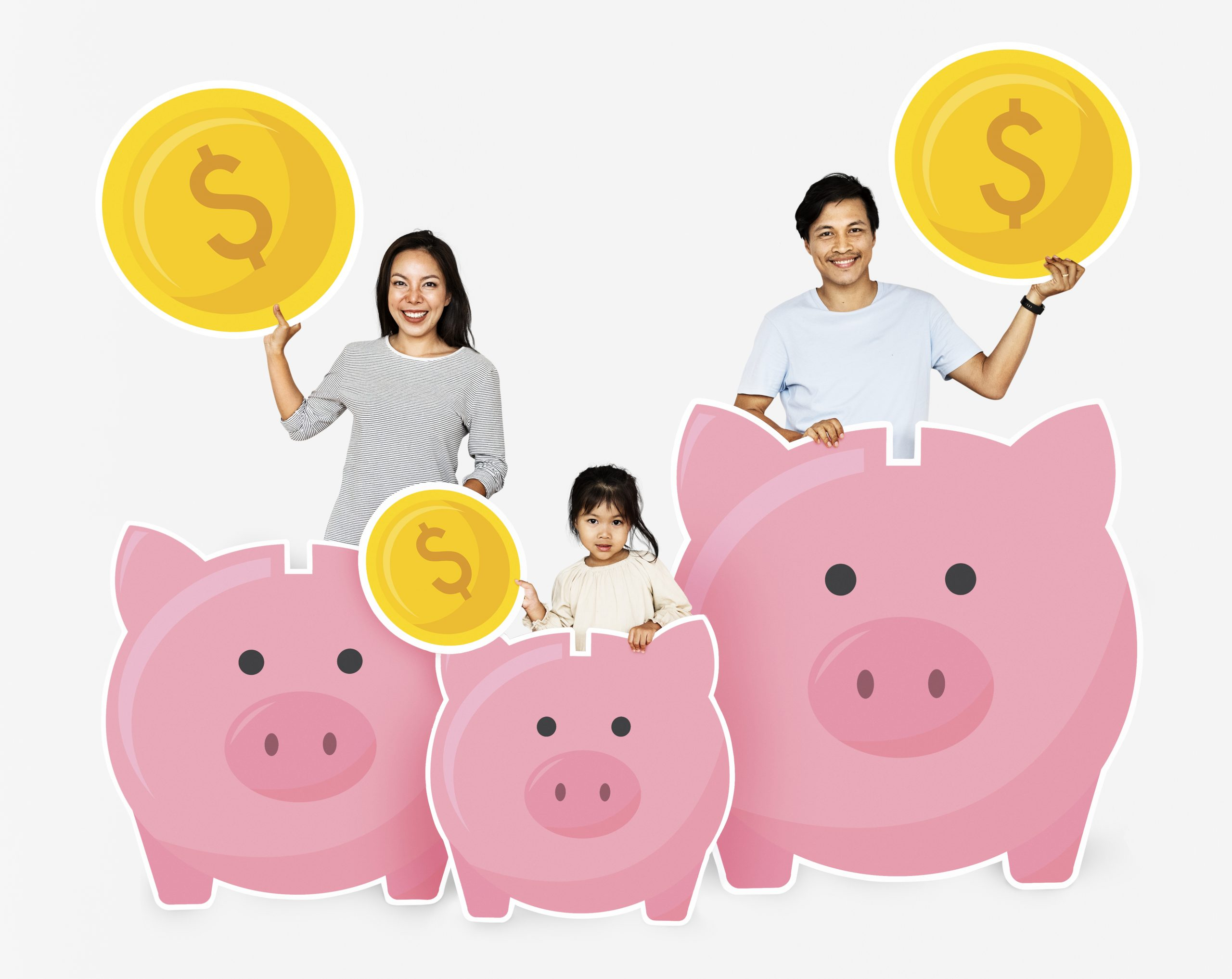 5 tips to teach kids the value of money